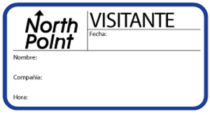 Visitor Pass Solutions - change of wording