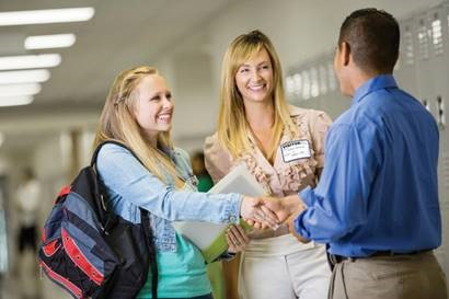 visitor management for schools