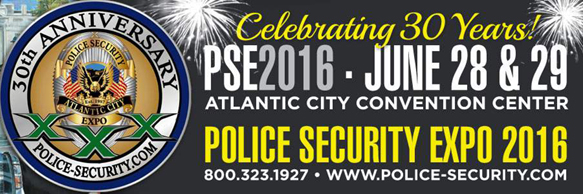 2016 Police Security Expo