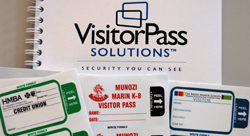 Custom-Printed Visitor Pass Solutions