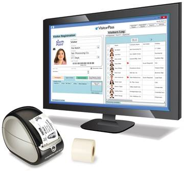 eVisitorPass Visitor Management Software. Visitor Registration, Identification and Reporting