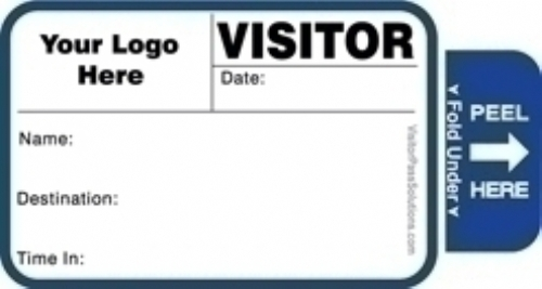 tab expiring visitor badges one day time expiring visitor badges
